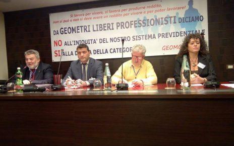 PRIMA ASSEMBLEA NAZIONALE DI GEOMOBILITATI 14 e 15 Ottobre – Roma reportage