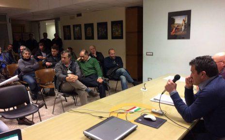 Reportage 14.02.2017  Assemblea presso sede Collegio di Salerno
